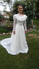 Emma Domb Vintage Wedding Dress