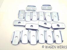 VW  Karmann Ghia  Body to Floor Pan Mount Plates - Qt. 18 - new