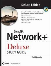 CompTIA Network+ Deluxe Study Guide: (Exam N10-004)