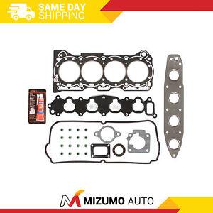 Head Gasket Set Fit 98-01 Suzuki Swift Chevy Metro 1.3 SOHC 16V SW413