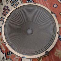 """Jensen special design loudspeaker c12r-c7131 12"""" Speaker vtg rare driver"""