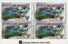 1995 Futera Adelaide Grand Prix Trading Cards LOOSE PACKS (40 packs)-Rare&Value!