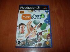 EYETOY PLAY 2 PS2 (PAL ESPAÑA PRECINTADO)