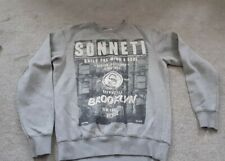 Mens Sonneti Sweatshirt Size Medium