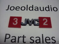 JVC SK-S22 Grill Logo. Parting Out JVC SK-S22 Speakers.