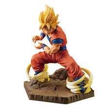 DRAGON BALL Z - Absolute Perfection Son Goku SSJ Pvc Figure Banpresto