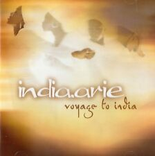 India Arie, Voyage to India CD.