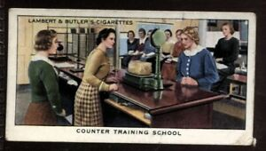 Lambert Butler, INTERESTING SIDELIGHTS WORK OF THE GPO,1939,Counter Training,#36