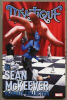 GN/TPB Mystique Ultimate Collection by Sean McKeever nm- 9.2 2011 X-Men
