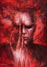 Future Kill Poster 03 A3 Box Canvas Print