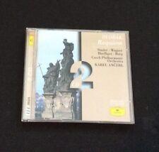 Dvorak: Requiem 6 biblical Songs Ancerl,Fischer-Dieskau/Demus (2 CD set, Import)