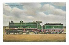Great Central Express Engine - Circa 1908
