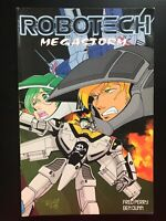 Robotech Megastorm #1 1998 first printing Antarctic Press Comic Book