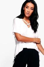 Camisas y tops de mujer de color principal blanco Talla 40