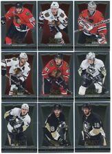 2012-13 ITG Forever Rivals Hockey 100-Tarjeta Base Set Plus Insertos