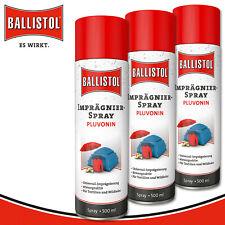 Ballistol 3 x 500 ml Imprägnierspray PLUVONIN