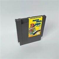 Super Mario Bros. 3 Mix 72 pins 8 bit Game Cartridge For Nes Nintendo US Version