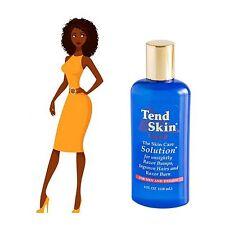 Tend Skin 4oz Solution- Liquid for INGROWN HAIR RAZOR BURNS RAZOR BUMPS REDNESS