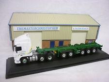 Oxford Diecast/Modern 1:76th Truck DAF Combi Trailer Freightliner DAF03CT