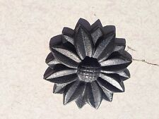 Cast Iron Trivet Coaster Medallion Rosette Sun Flower Home Decoration C43