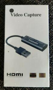 Generic USB 2.0 3.0 HDMI 4K 2K 1440P 1080P 720P Capture Card