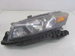 11-12 HONDA ACCORD 3.5L Coupe Left Driver L Headlamp Head Lamp