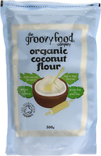 The Groovy Food Company Organic Coconut Flour, 500 g
