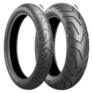 Bridgestone Battleax A41F A41R Front Rear Tyre 100/90-19 150/70-17 Motorcycle