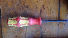 Sandvik Coromant Torx Plus 7 IP T7 Torque Star Key Arbor Wrench Screwdriver