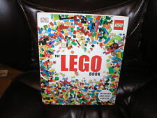 The Lego Book expanded & fully revised 2012 EUC