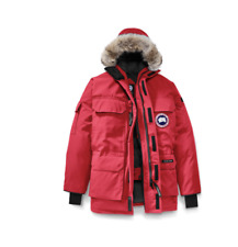 Canada Goose Men's XL Red Expedition Parka - $1395
