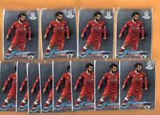 Mohamed Salah 2017-18 Topps Chrome UEFA Champion League #24 Lot 12