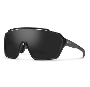SMITH SHIFT MAG 003 1C Sunglasses Matte Black Frame Grey CP + Clear Lens 99mm