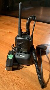 Wintec LP-4502-E PMR-Funkgerät mit Hörsprech Garnitur