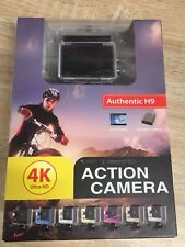4K Ultra HD Action Camera Authentic H9 Wi-Fi Helmet Cam Waterproof 30m USB HDMI