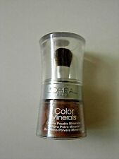 L'Oreal - Colour Minerals Eye Shadow - 04 Nude Crystal