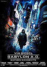 BABYLON AD [DVD], DVDs