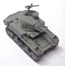 Milicast BA49 1/76 Resin WWII USA M3 tank witjh Horse Shoe Turret