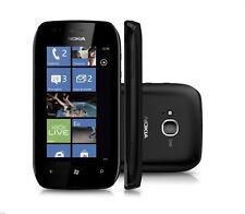 Nokia Lumia 710 8GB Black (Unlocked) Windows 7.0 Wifi GPS Free Shipping