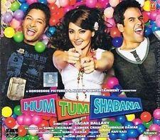 HUM TUM SHABANA  - NEW BOLLYWOOD SOUNDTRACK CD SONGS - FREE UK POST