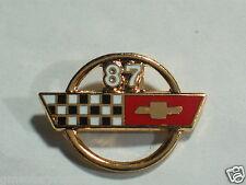1987 Corvette Pin Badge Automobile Pin , ( )