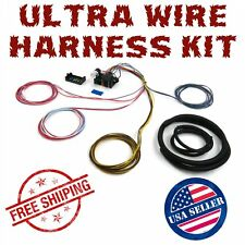 1967 - 1972 Chevy Truck Wire Harness Fuse Block Upgrade Kit hot rod street rod