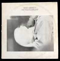 Keith Jarrett - The Koln Concert (VG+) - ECM 1064/65 2xLP Gatefold German Jazz