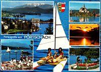Pörtschach , Ansichtskarte , 1978 gelaufen