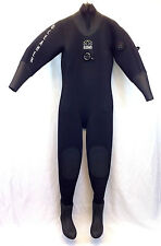 New - Oceaner Horizon Titanium Drysuits – Small – Black