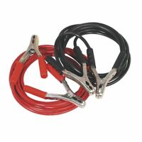 Sealey BC/25/5 Booster Cables 25mm² x 5mtr Copper 600Amp