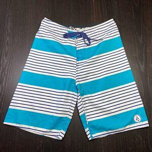 Volcom Stone Brand Mens Board Shorts Size 29 Surfing Swimming Trunks California