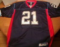 Authentic Buffalo Bills  #21 C J Spiller Football Jersey Home Size 54 Reebok