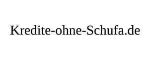 Kredite-ohne-Schufa.de