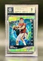 ❤️2018 Panini Baker Mayfield Cyber Monday Cracked Ice Rookie /10 Bgs 9 Pop 1!!❤️